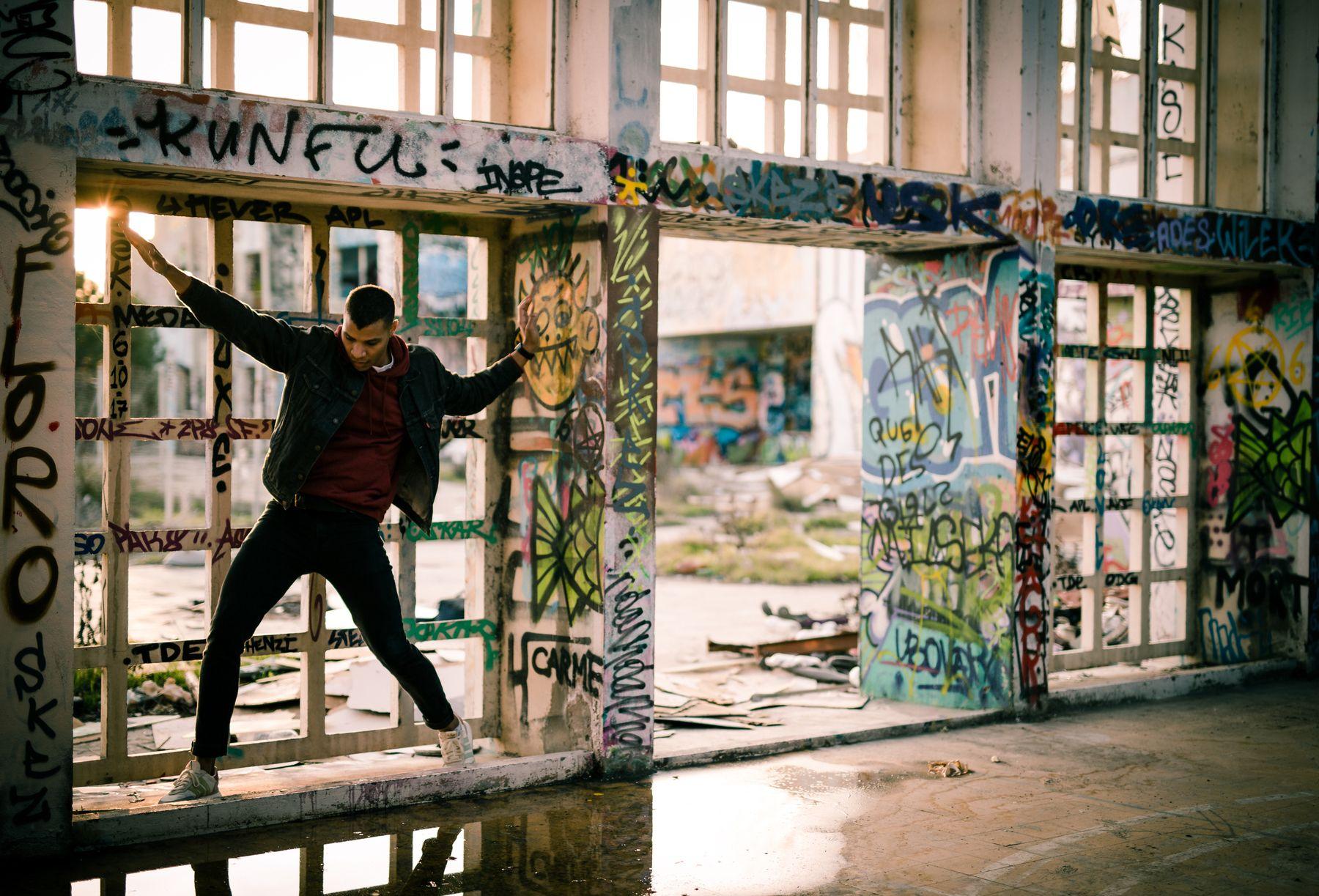 Photographie lifestyle pour book par Aline Ruzé photographe à Montpellier